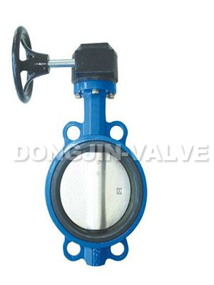 Type A Wafer Butterfly Valve