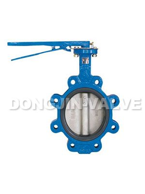 Type Lt Wafer Butterfly Valve