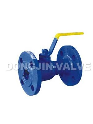 Solid Type High Temperature Ball Valve