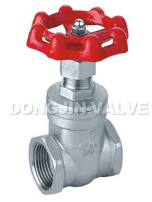 Stainless Steel Inside Screw Gate Valve