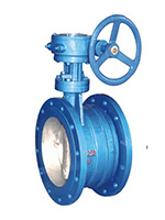 Flexible Flanged Butterfly Valve