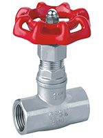 Stainless Steel Inside Screw Globe Valve